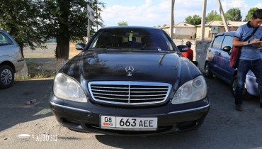 Срочно продаю Mercedes-Benz S 320