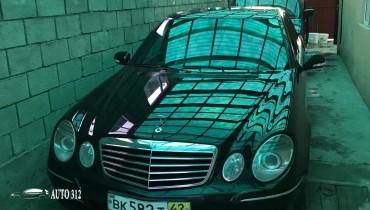 Срочно продаю Mercedes-Benz W211 рестайлинг (обмен) объём 3.5