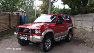 Продаю или меняю.Mitsubishi Pajero