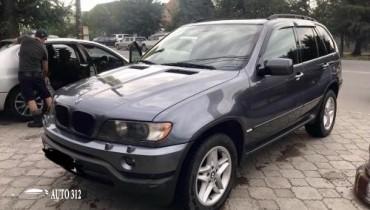 Продаю BMW X5 E53 3.0d 2003г