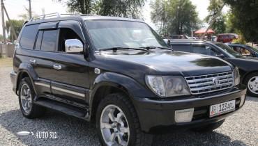 Срочно Продаю Toyota Land Cruiser, Состояние идеал для своих лет!!