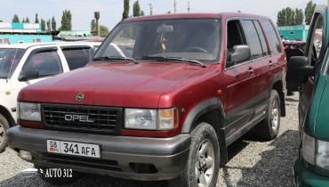 Срочно Продаю Opel Monterey Состояние отличное сел и поехал!!!